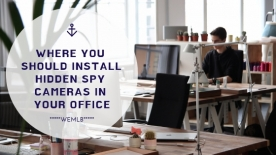 Where You Should Install Hidden Spy Cameras In Your Office