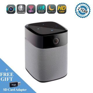 Bluetooth Speaker Hidden Camera Bathroom Spy Camera Wireless Wemlb
